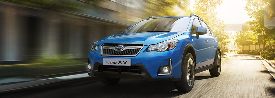 Обновления Subaru XV 2016 модельного года